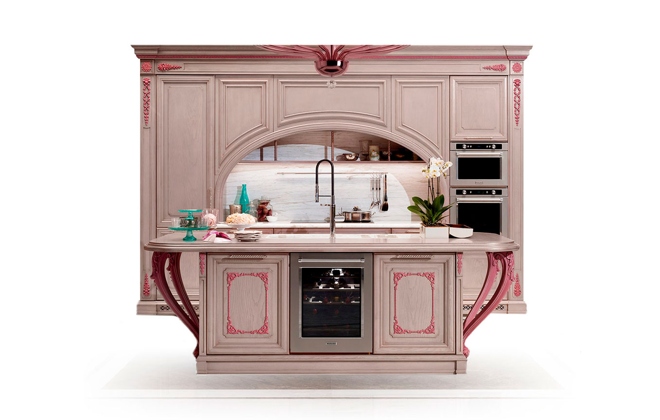 Regina Collection, Cucina